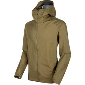 Mammut Masao Light HS Hooded Jacket Men olive